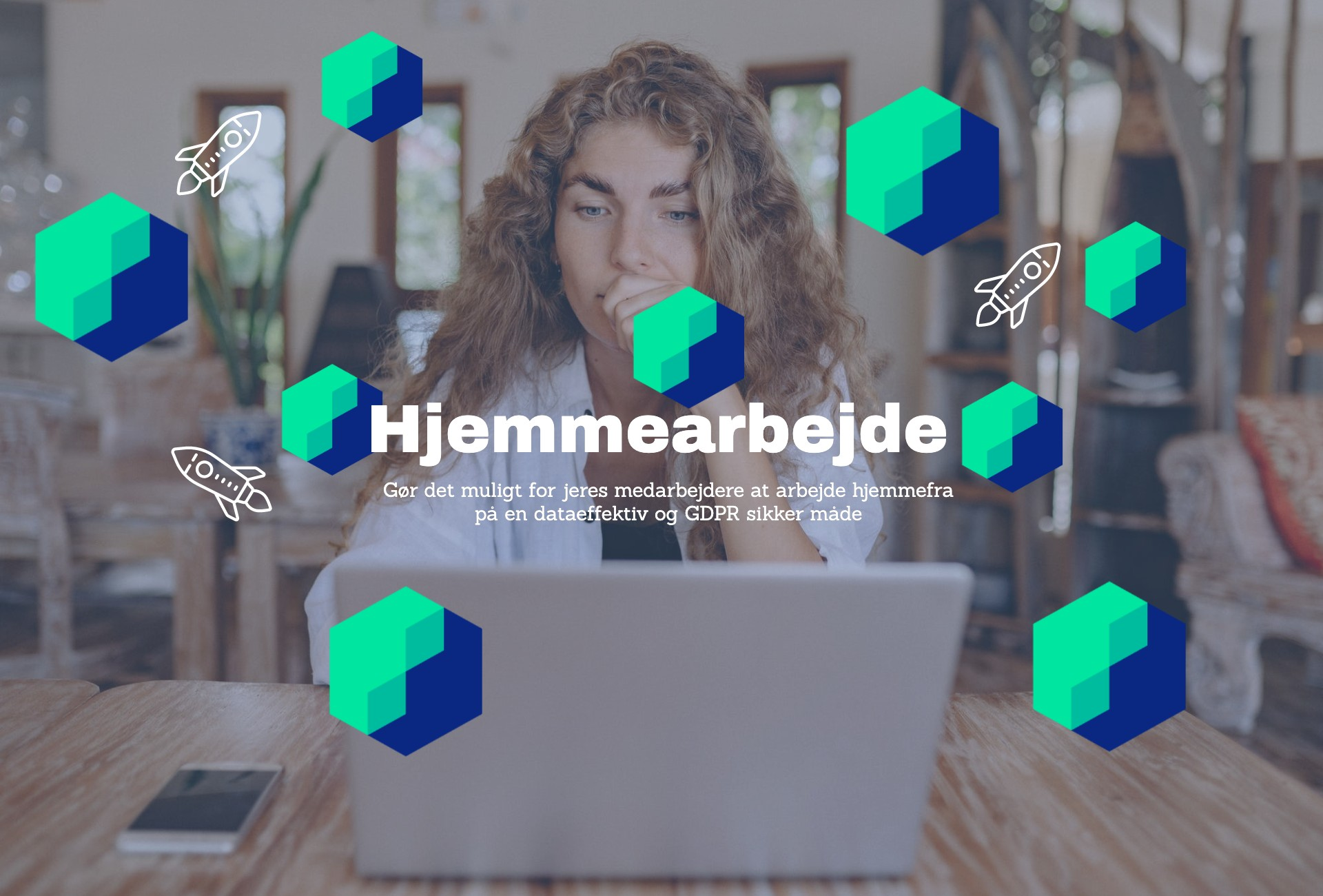 Hjemmearbejde med fokus på IT sikkerhed - thumbnail